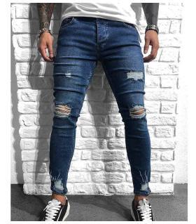 Παντελόνι jean ανδρικό slash BL6140