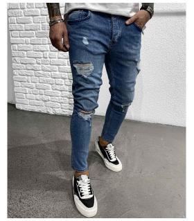 Παντελόνι jean ανδρικό slash BL6151