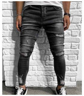 Παντελόνι jean ανδρικό slash BL6161