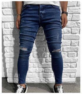 Παντελόνι jean ανδρικό slash BL6165
