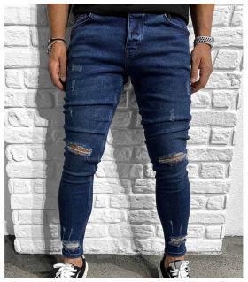 Παντελόνι jean ανδρικό slash BL6166