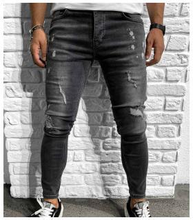 Παντελόνι jean ανδρικό slash BL6171
