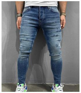 Παντελόνι jean ανδρικό slash BL6238