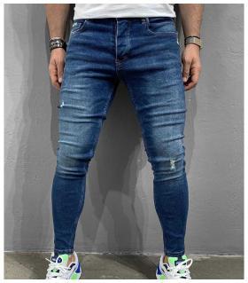 Παντελόνι jean ανδρικό slash BL6255
