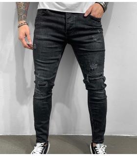Παντελόνι jean ανδρικό slash BL6259