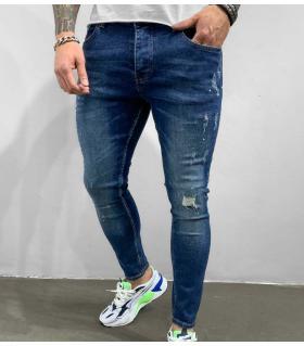 Παντελόνι jean ανδρικό slash & paint BL6261
