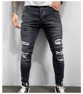 Παντελόνι jean ανδρικό slash BL6281