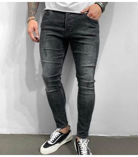 Παντελόνι jean ανδρικό slash BL6284