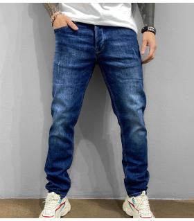Παντελόνι jean ανδρικό Straight Fit BL6317