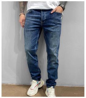 Παντελόνι jean ανδρικό Straight Fit BL6319
