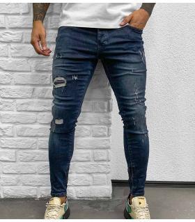 Παντελόνι jean ανδρικό slash BL6354