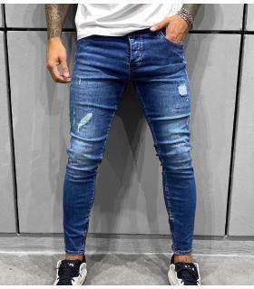 Παντελόνι jean ανδρικό slash BL6359