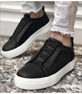 Sneakers ανδρικά λάστιχο C011