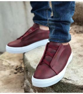 Sneakers ανδρικά λάστιχο C013