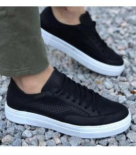 Sneakers ανδρικά κορδόνι C015