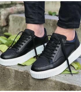 Sneakers ανδρικά κορδόνι C017