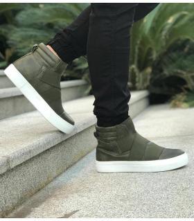 Μποτάκια Sneakers ανδρικά λάστιχο C023