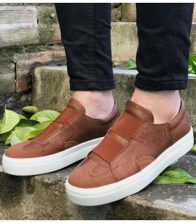 Sneakers ανδρικά λάστιχο C033