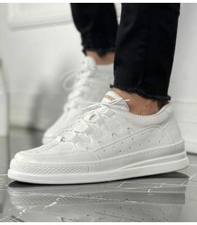 Sneakers ανδρικά κορδόνι C040