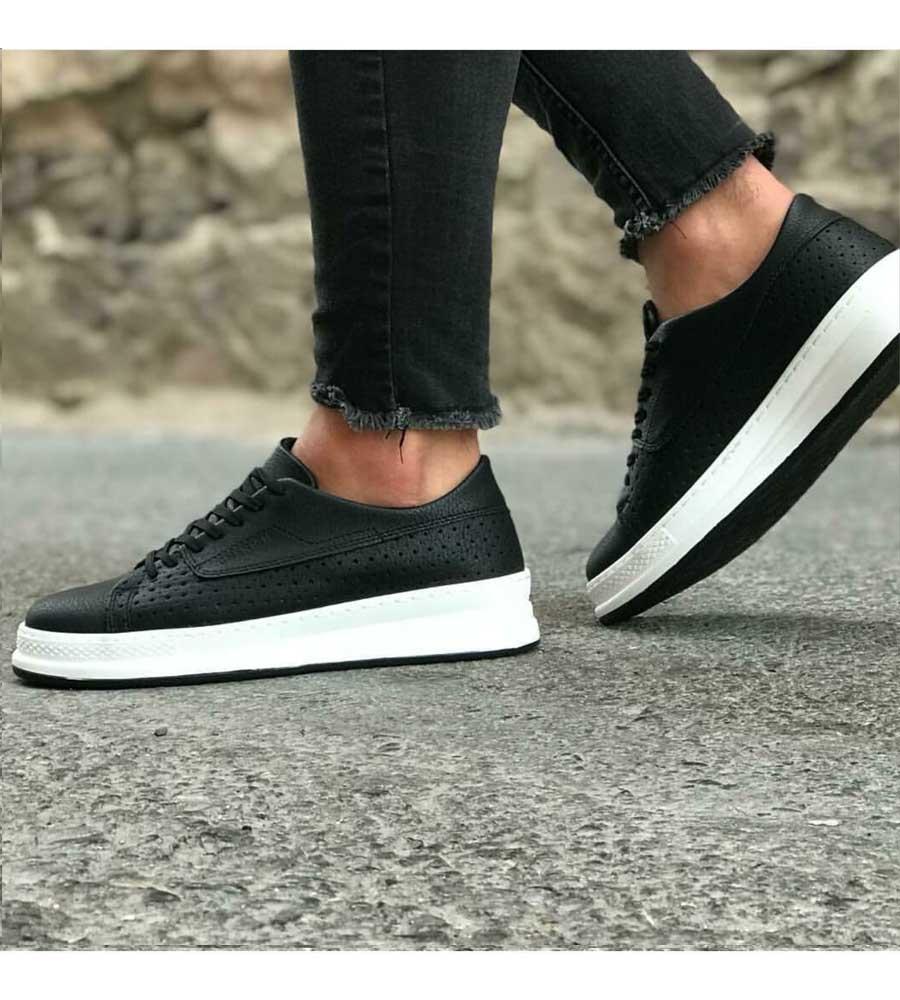 Sneakers ανδρικά κορδόνι C043