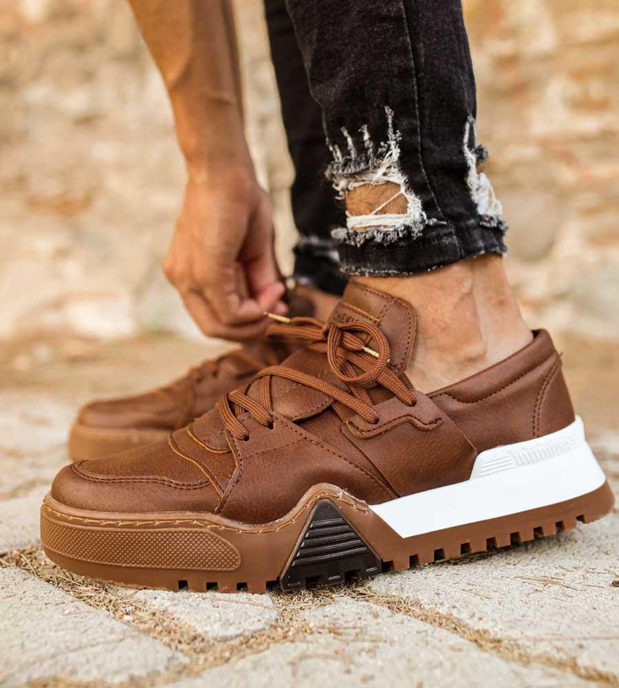 Sneakers ανδρικά C067