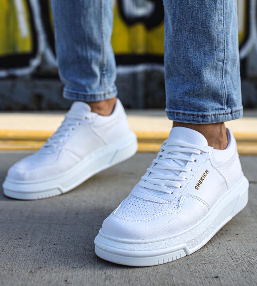 Sneakers ανδρικά double C075