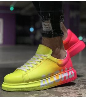 Sneakers ανδρικά double -ALOHA- C252