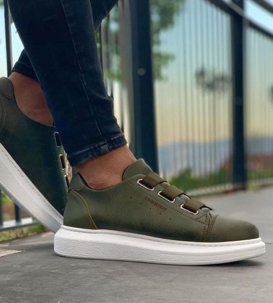 Sneakers ανδρικά double C253