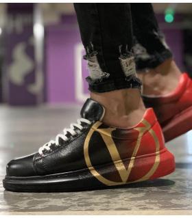Sneakers ανδρικά double -V- C254
