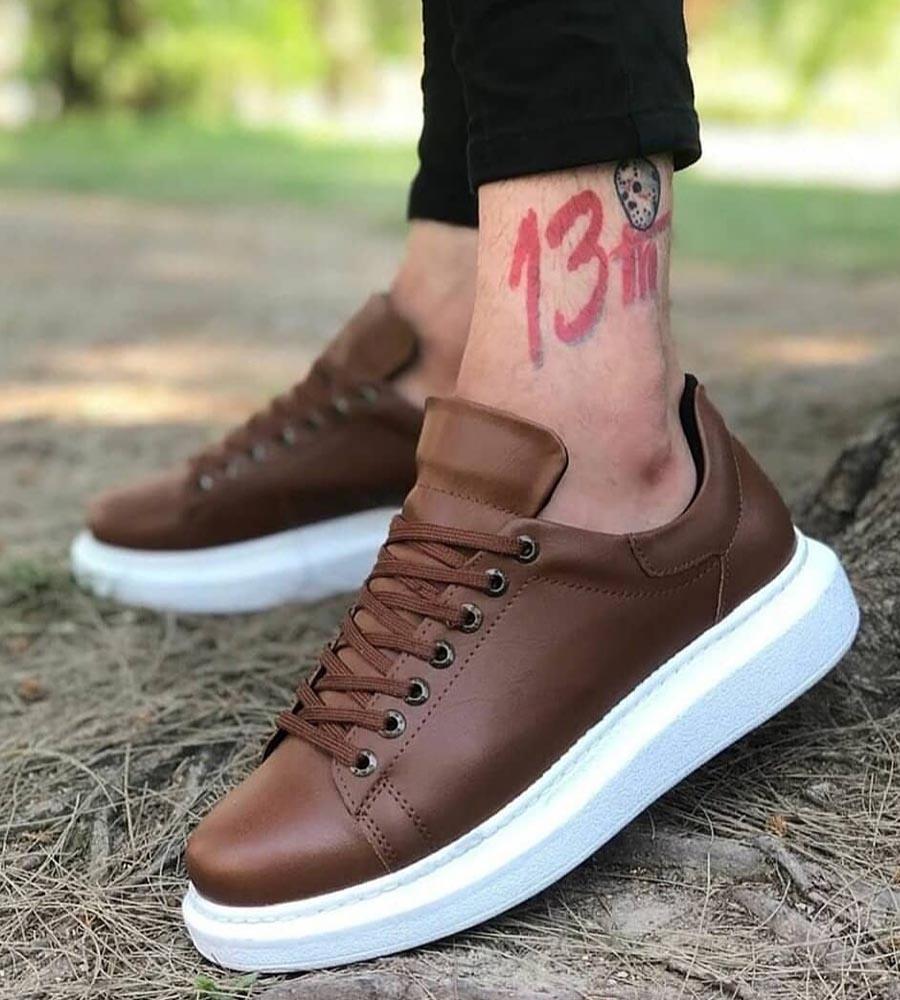 Sneakers double C257