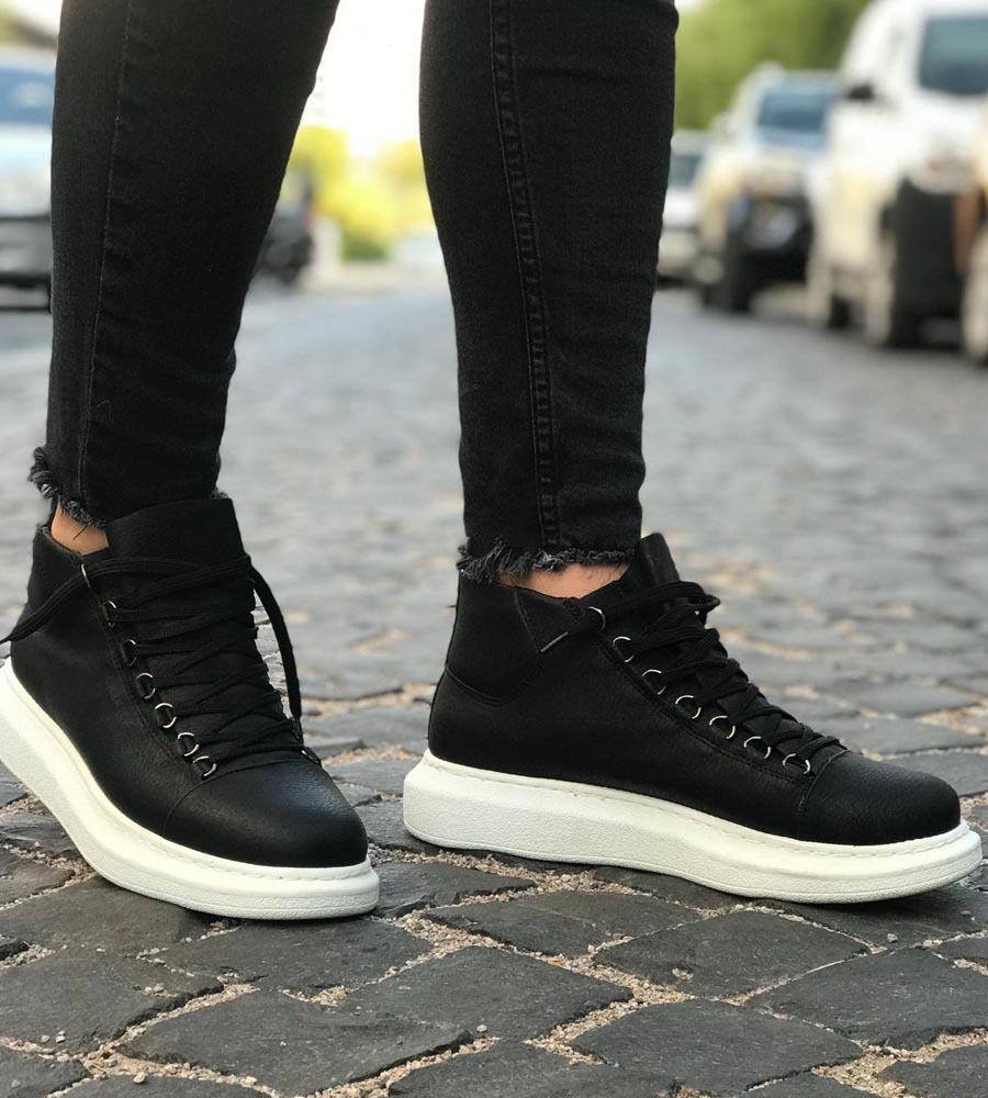 Μποτάκια Sneakers double C258