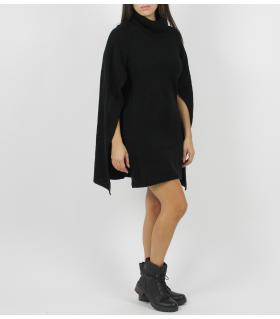 Φόρεμα - κάπα πλεκτό CH065