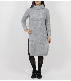 Φόρεμα πλεκτό ζιβάγκο CH066