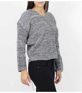 Μπλούζα γυναικεία πλεκτή δέσιμο στην πλάτη CH073