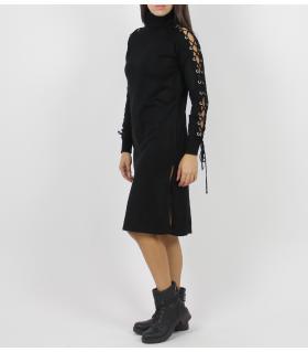 Φόρεμα πλεκτό ζιβάγκο CH082