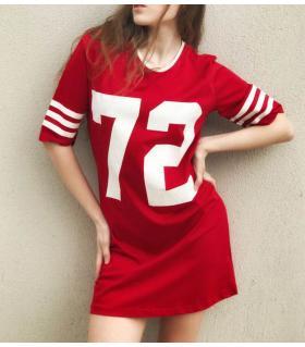 Φόρεμα street -72- CH0833
