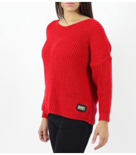 Μπλούζα πλεκτή γυναικεία X D1006