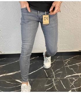 Παντελόνι jean ανδρικό slimfit DM1363