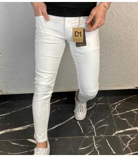 Παντελόνι jean ανδρικό slash DM1372