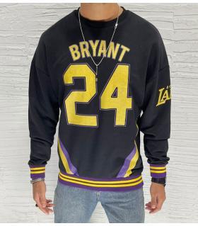 Μπλούζα φούτερ ανδρική -BRYANT- E1062