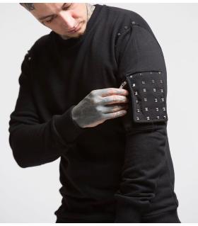 Μπλούζα φούτερ ανδρική trooks E2569