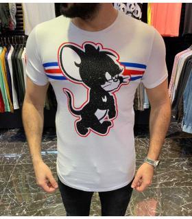 "T-shirt ανδρικό ""Jerry"" E4133"