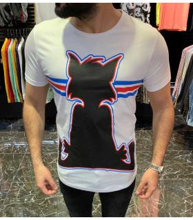 "T-shirt ανδρικό ""Tom"" E4142"