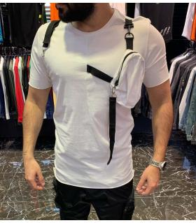 T-shirt ανδρικό bag E4146