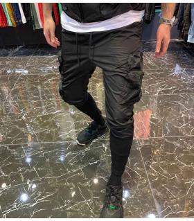 Παντελόνι φόρμα pockets E4272