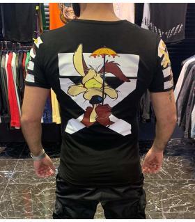"T-shirt ανδρικό ""Coyote"" E4447"