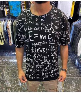 T-shirt ανδρικό -Einstein- E4548