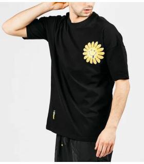 Oversized T-shirt ανδρικό -Sun- E5073