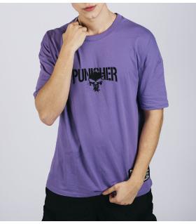 Oversized T-shirt ανδρικό -Punisher- E5119