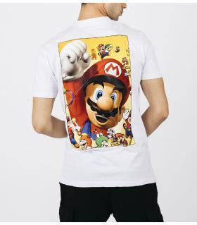 T-shirt ανδρικό -Super Mario- E5129
